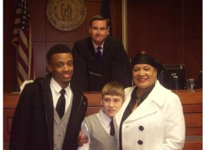 Marcia Collins-Jonathan adoption