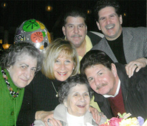 DebbieLopez-Thorpe and family