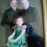 Michael Koester, Ahlannia Reese and Richard Bennett