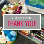 Thank you to Schneider Electric!