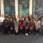 Maryhurst hosted students for Career Trek